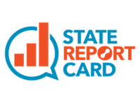 NORD Rare Action Network State Report Card Logo